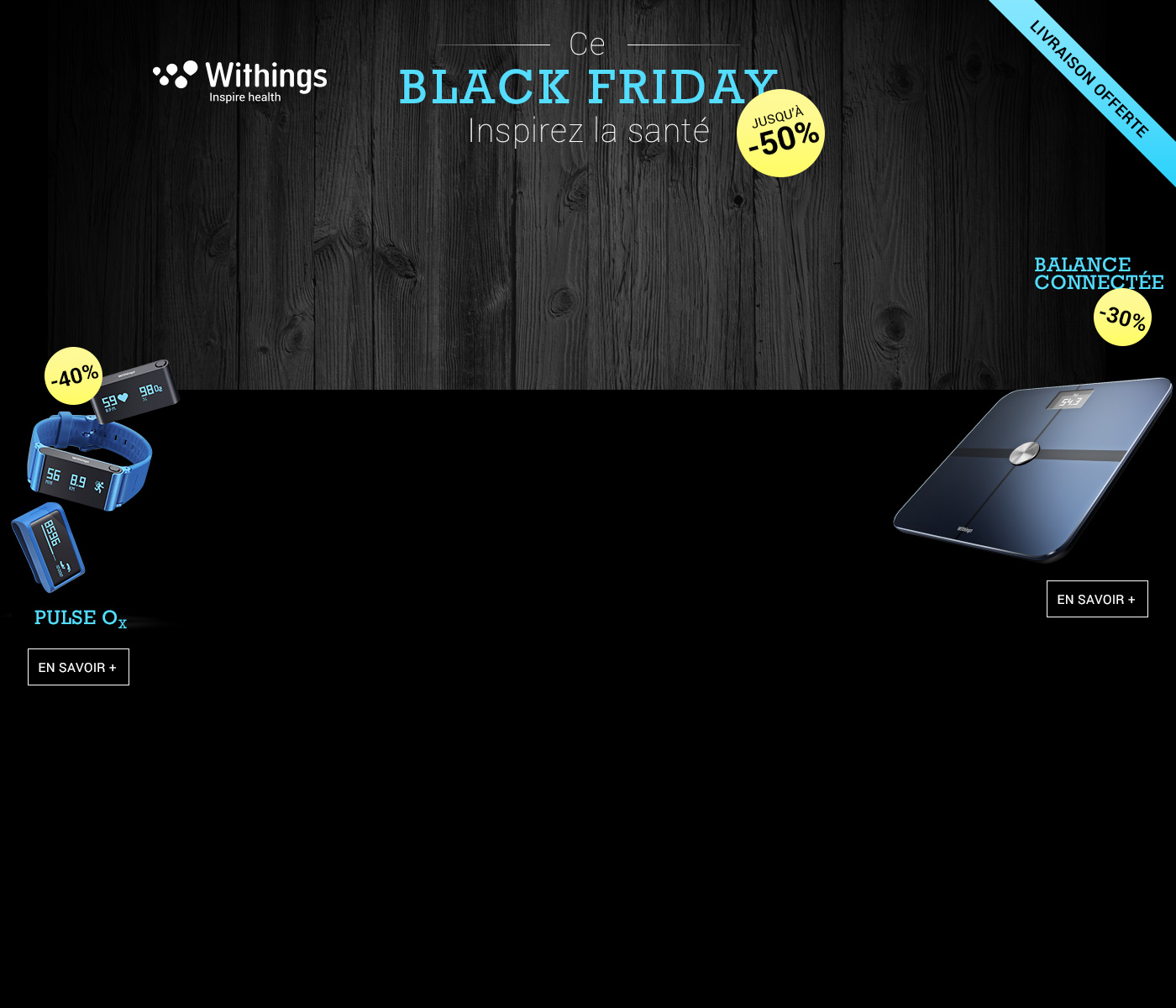 Habillage BlackFriday iGeneration