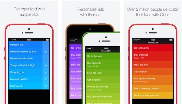 listes de t ches les meilleures apps iphone et ipad igeneration. Black Bedroom Furniture Sets. Home Design Ideas