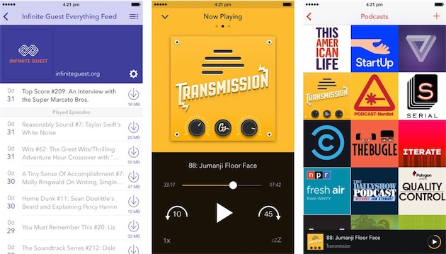 musique les meilleures apps iphone et ipad igeneration. Black Bedroom Furniture Sets. Home Design Ideas