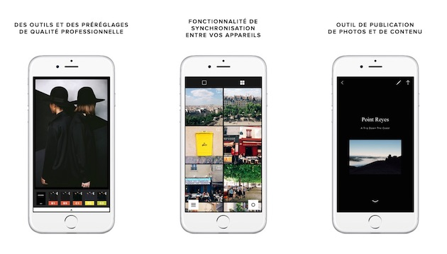 photo les meilleures apps iphone et ipad igeneration. Black Bedroom Furniture Sets. Home Design Ideas